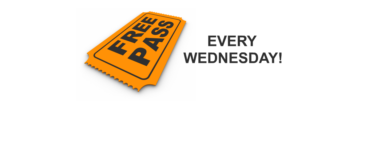 Free Pass On Wednesday